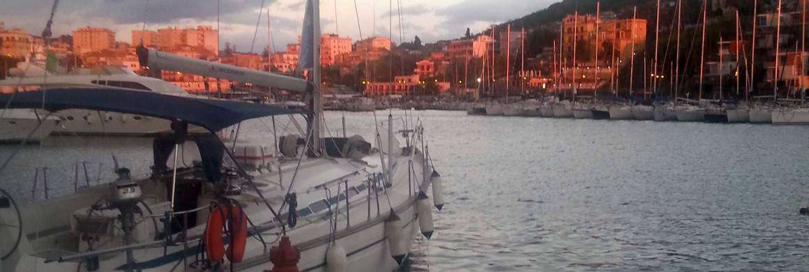Italian language courses on sailboat - Vela Dream