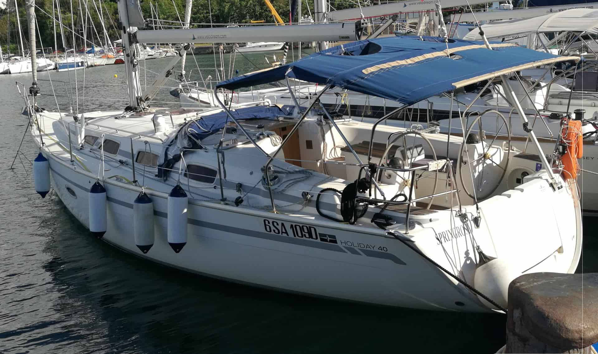 Bavaria 40 - SPRINGROSE | Vela Dream fleet 1