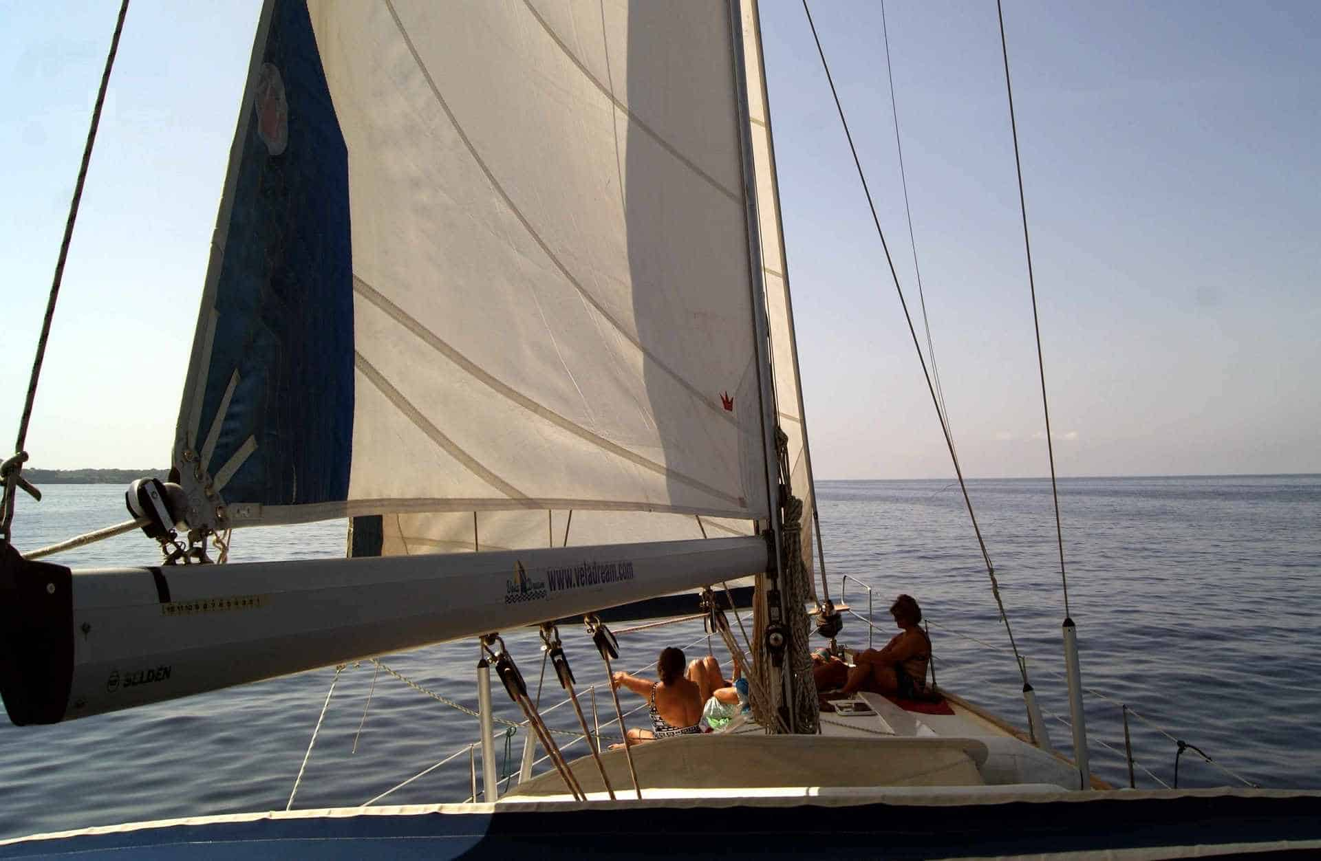 Sailboat charter - Vela Dream